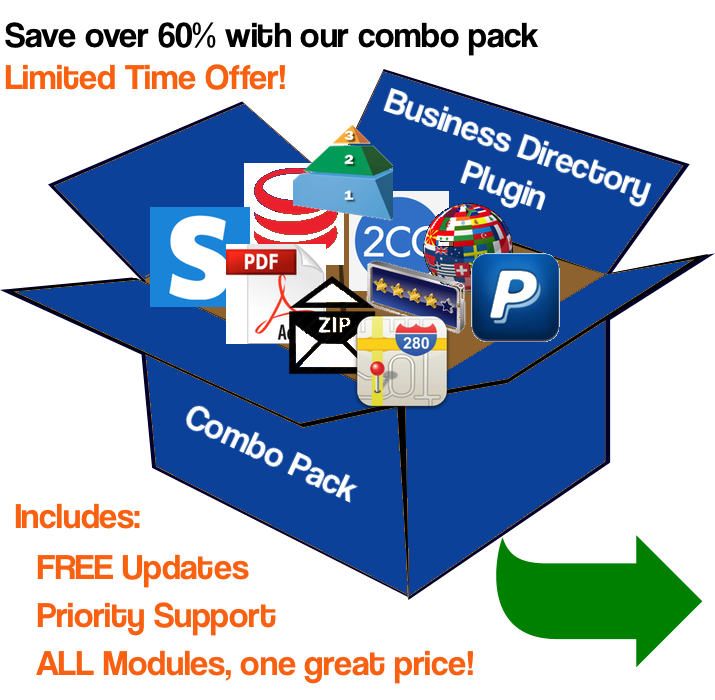 Business Directory Combo Pack