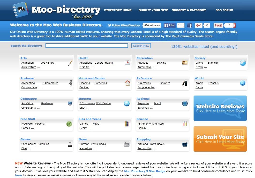 MooDirectory