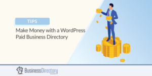 how to make money wordpress paid business directory