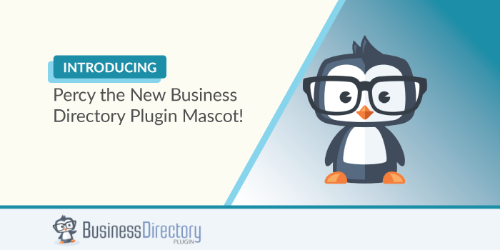 Percie the Business Directory Plugin Mascot