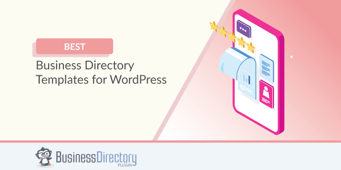 best business directory templates for WordPress
