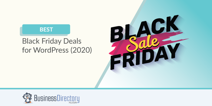 Best Black Friday Deals for WordPress in 2020