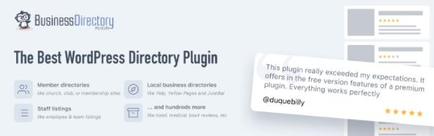 free directory plugin