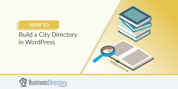 city directory in WordPress