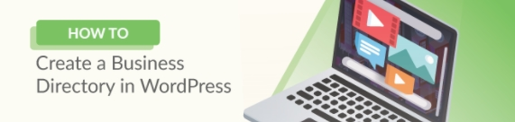 create business directory WordPress