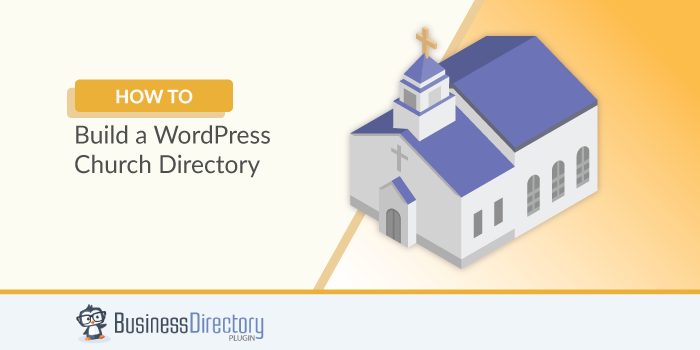 WordPress church directory