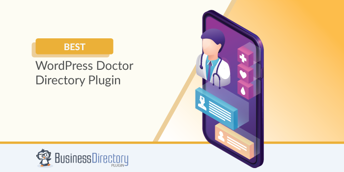 WordPress doctor directory plugin