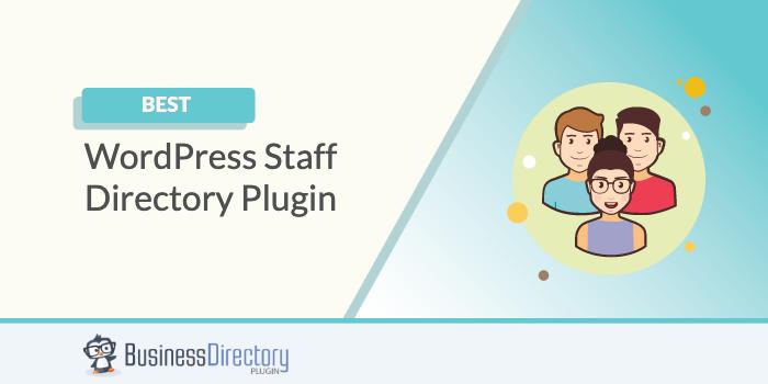 Best WordPress staff directory plugin