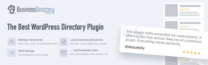 business directory plugin