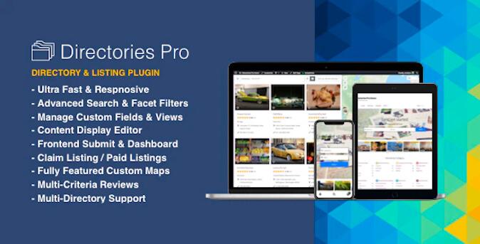 directories pro wordpress directory plugin