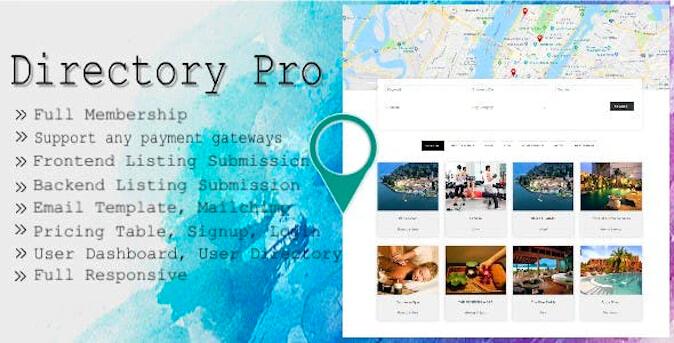directory pro wordpress directory plugin
