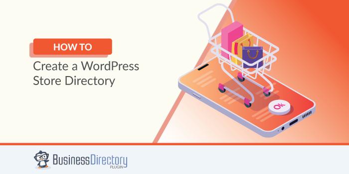WordPress store directory