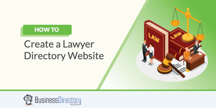 How to create a lawyer directory in WordPress