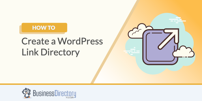 WordPress link directory