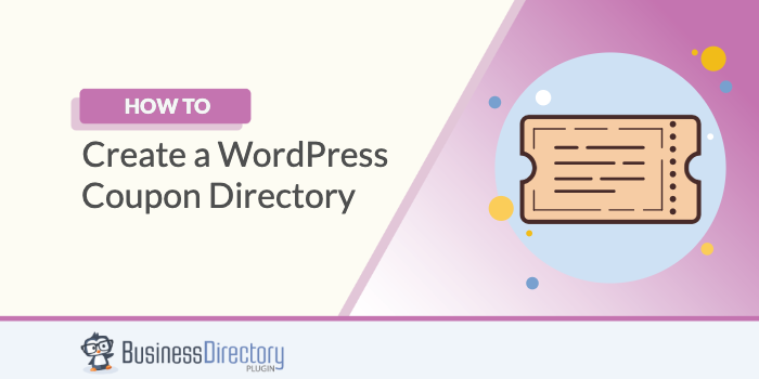 How to Create a WordPress Coupon Directory