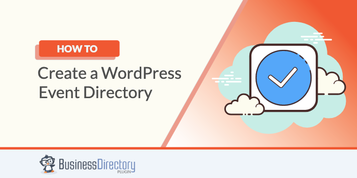 How to Create a WordPress Event Directory