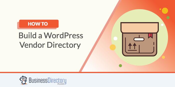 WordPress vendor directory