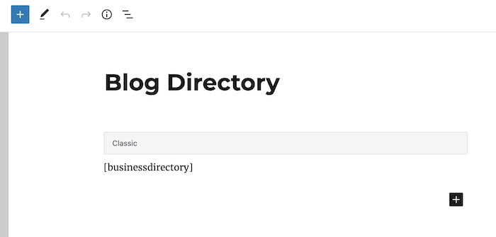 blog directory main archive back