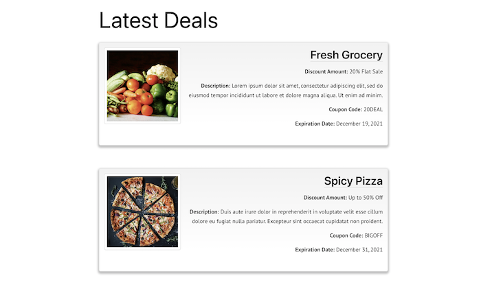 coupon directory archive