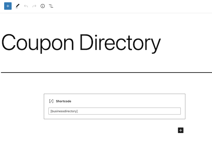 coupon directory main archive backend