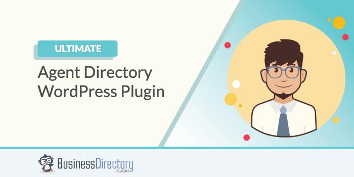 agent directory WordPress plugin
