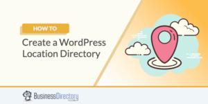 How to create a WordPress location directory