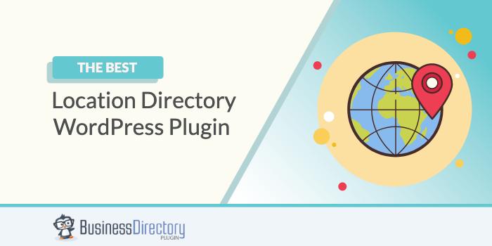 WordPress location directory plugin