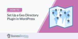 How to Set Up a Geodirectory Plugin