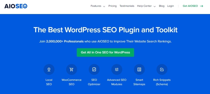 All-In-One SEO is one of the best WordPress plugins for optimizing your site.