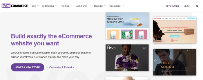 WooCommerce is one of the best WordPress plugins for e-commerce sites and online shops.