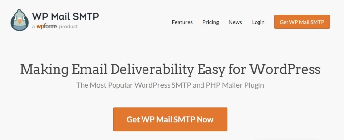 WP Mail SMTP helps you ensure that your emails are delivered successfully.